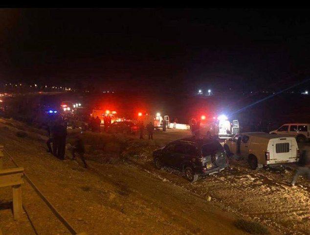 إصابة طفل بحادث سير في كسيفة النقب