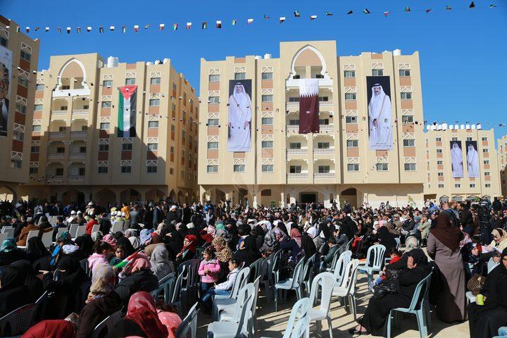 """""""الأشغال"""" تعلن عن تأجيل أقساط مدينة حمد جنوب قطاع غزة"""