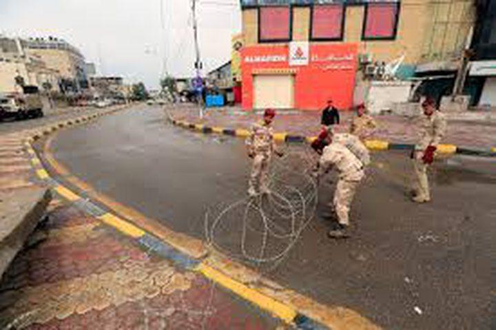 العراق يرفع الحظر جزئيا بدءا من الثلاثاء