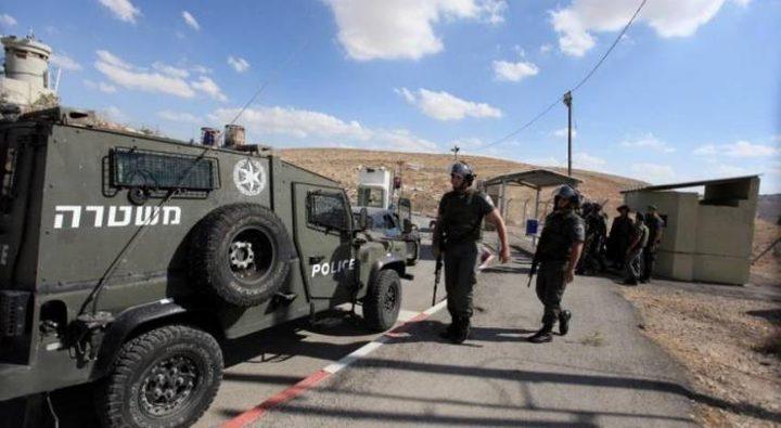 جنين: الاحتلال يحتجز مواطنا من برطعة على حاجز عسكري