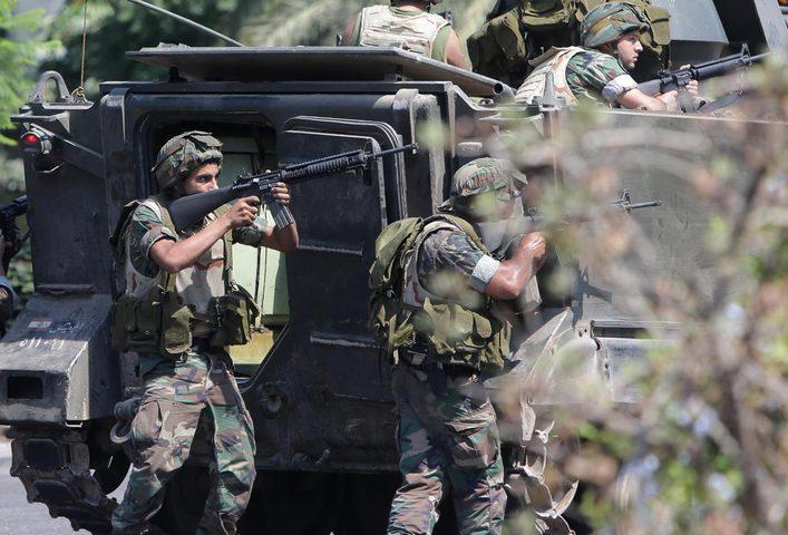 7 قتلى بينهم 5 سوريين برصاص مجهول في لبنان
