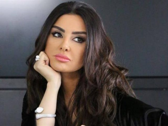 ميساء مغربي تتعرض لوعكة صحية