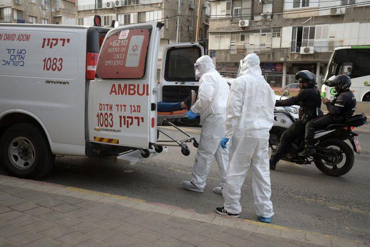 إرتفاع عدد وفيات فيروس كورونا في دولة الاحتلال إلى 181
