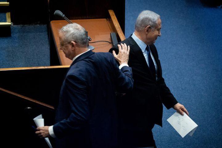 ما هي بنود اتفاق تشكيل الحكومة التي وقعها نتنياهو وغانتس ؟