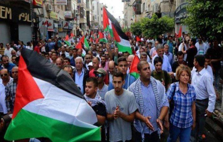 """""""قوى رام الله والبيرة"""" تدعو للتصدي لسياسات الاحتلال"""