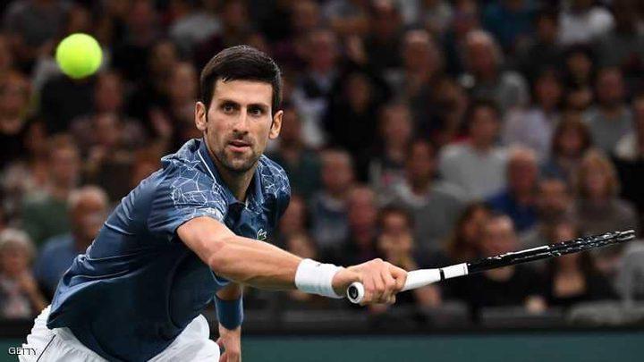نجم التنس نوفاك جوكوفيتش يرفض لقاح كورونا