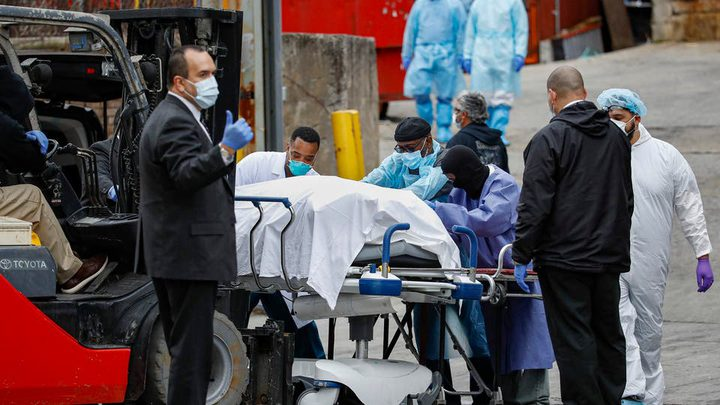 اكثر من 176 ألف وفاة و اصابة أكثر من مليونين بكورونا في العالم