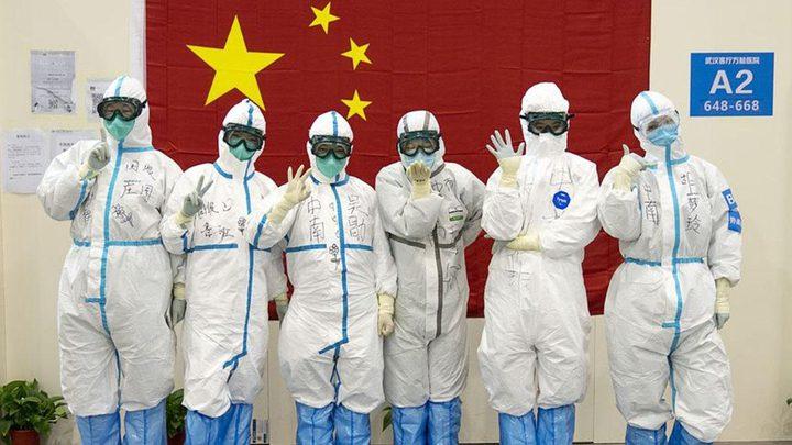 الصين تعلن اليوم عدم تسجيل أي وفاة جديدة بكورونا