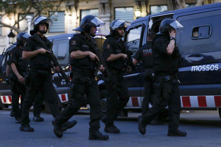 """اسبانيا تعتقل احد أهم مقاتلي """"داعش"""" في أوروبا"""