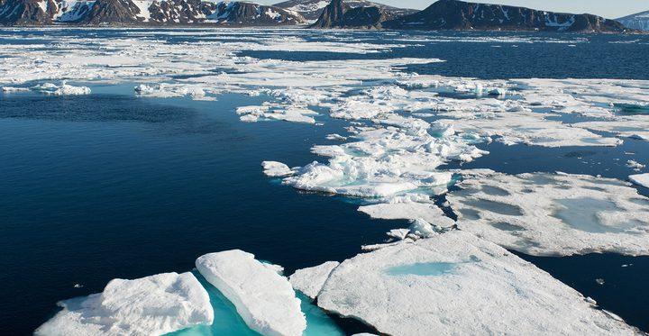 منظمات عالمية تحذر من تراجع مستوى الجليد بالمحيط المتجمد الشمالي