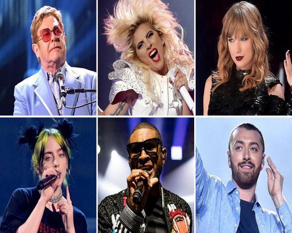 المشاهير من جميع دول العالم يشاركون بحفل عالم واحد معا في المنزل