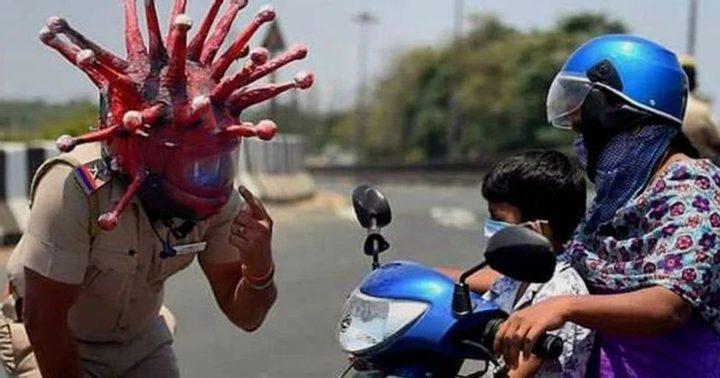 الهند.. أب يقتل ابنه بسبب رفضه ارتداء الكمامة للوقاية من كورونا !