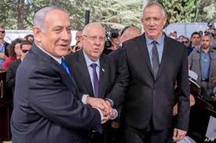 خبير بالشأن الاسرائيلي:نتنياهو الرابح بتشكيل حكومة وحدة إسرائيلية