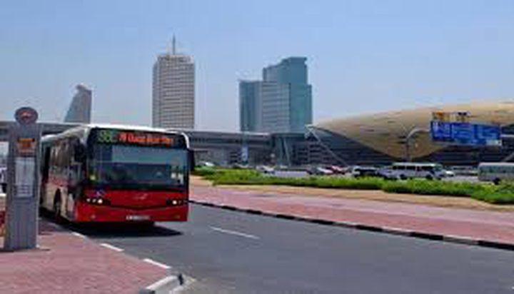 أبوظبي تستأنف خدمات النقل العام