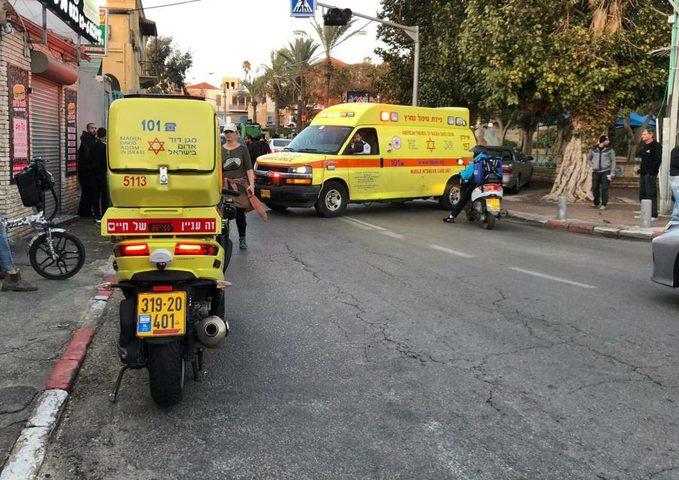 9 اصابات في حادثة إطلاق نار بيافا الناصرة