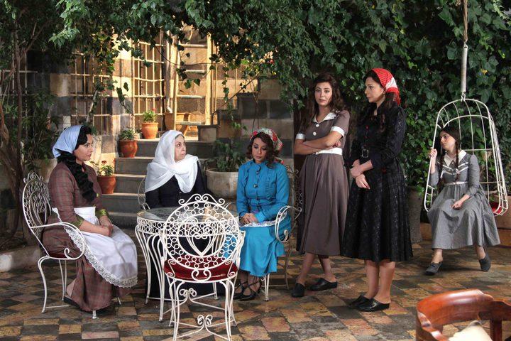 """مسلسل """"سوق الحرير"""" يعرض قصة اجتماعية في بيئة شامية"""