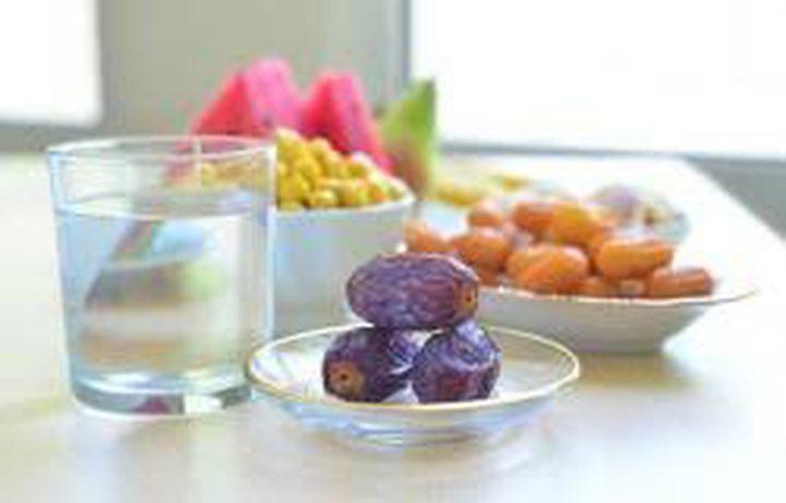 نصائح لتخفيف الوزن في شهر رمضان