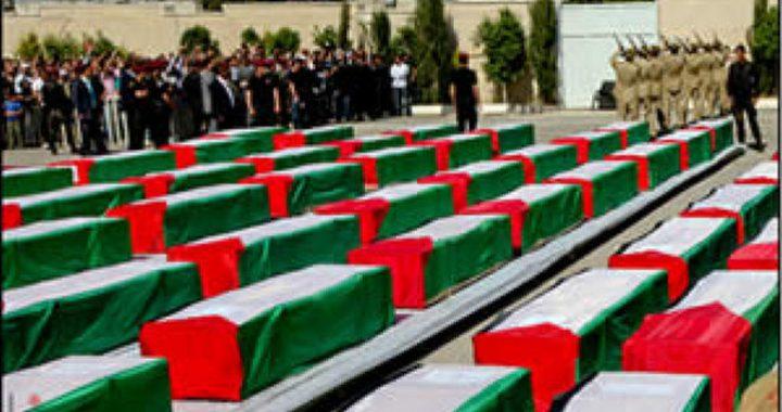 الاحتلال يواصل احتجاز جثامين خمسة أسرى شهداء