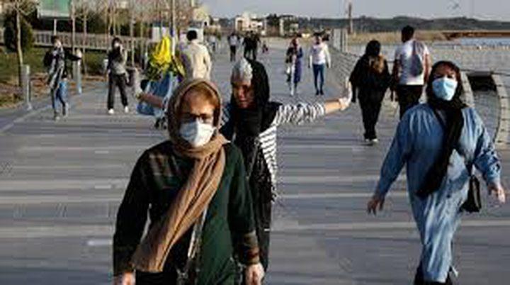 96 وفاة و991 إصابة جديدة بفيروس كورونا في ايران