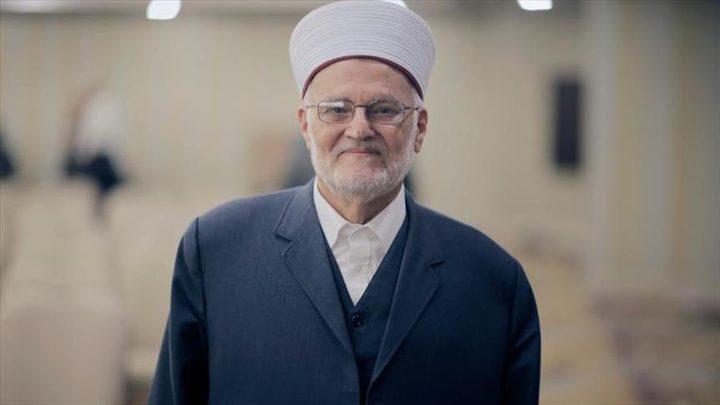 بركة يستنكر اقتحام الاحتلال منزل خطيب المسجد الأقصى
