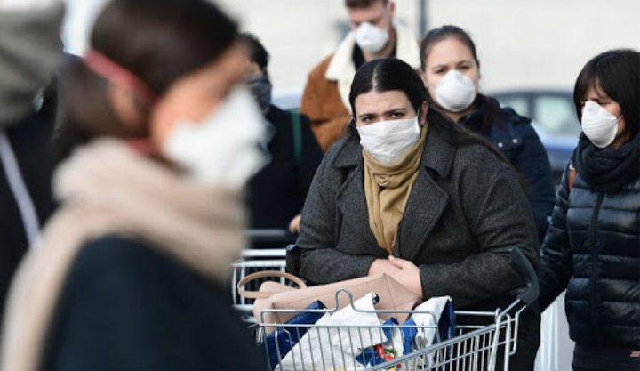 الاصابات بكورونا في اوروبا تشهد ارتفاعا