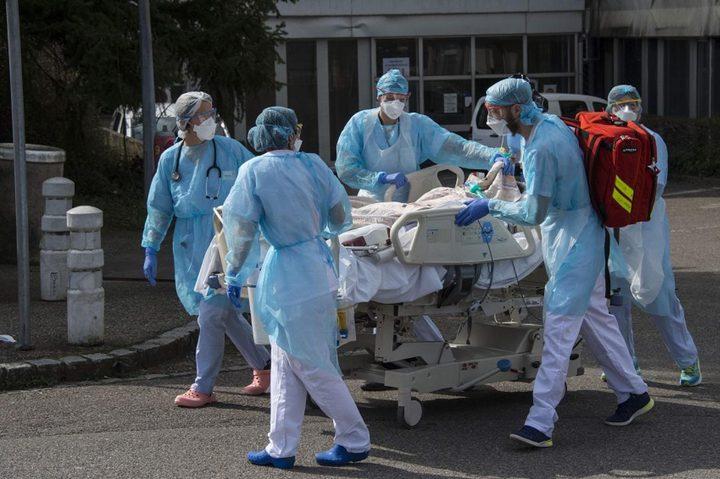 اسبانيا: 325 حالة وفاة جديدة بفيروس كورونا