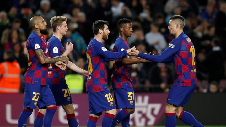 برشلونة مهتم بضم موهبة مغربية