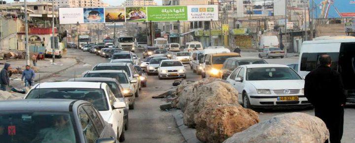 وزير الأشغال: استئناف العمل في شارع قلنديا مطلع الأسبوع المقبل