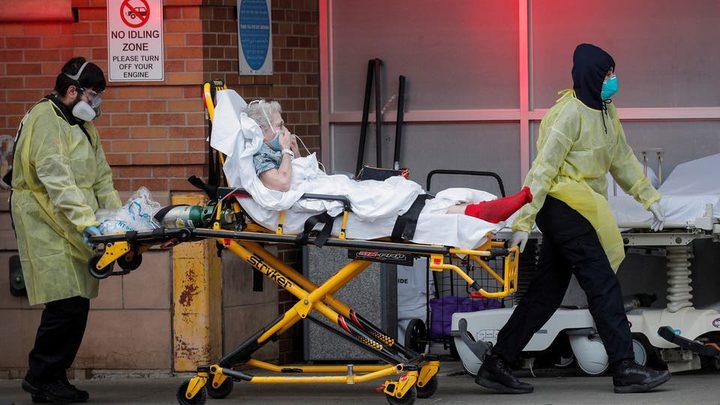 أكثر من 2200 وفاة بكورونا في أمريكا خلال الـ24 ساعة الماضية