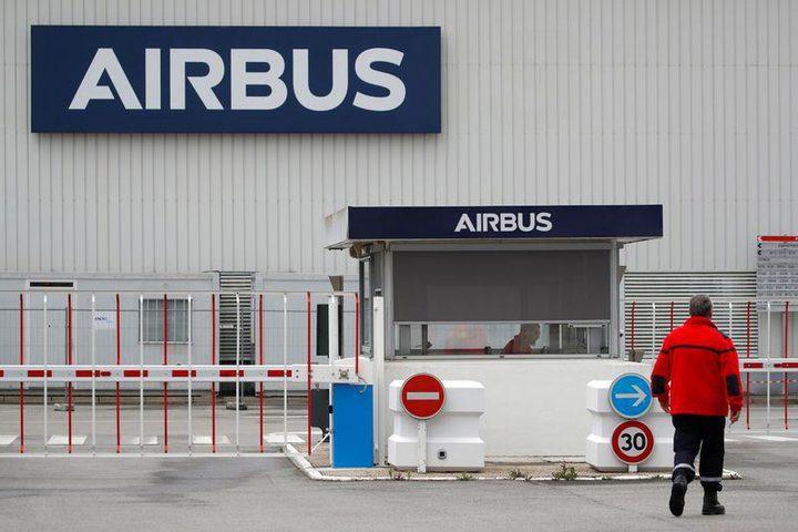 تراجع أرباح إيرباص بسبب فيروس كورونا