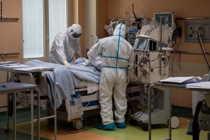تسجيل 80 حالة وفاة جديدة بفيروس كورونا في ايران
