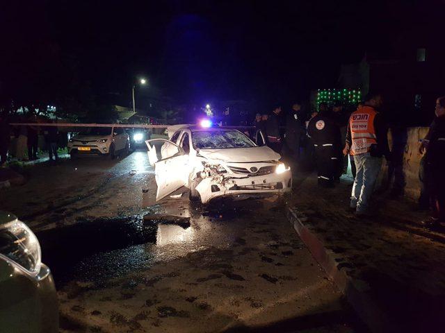 إصابة شاب بجريمة إطلاق نار في كفر قرع