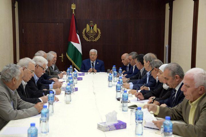 الرئيس محمود عباس يترأس اجتماعا لمركزية فتح الاثنين المقبل