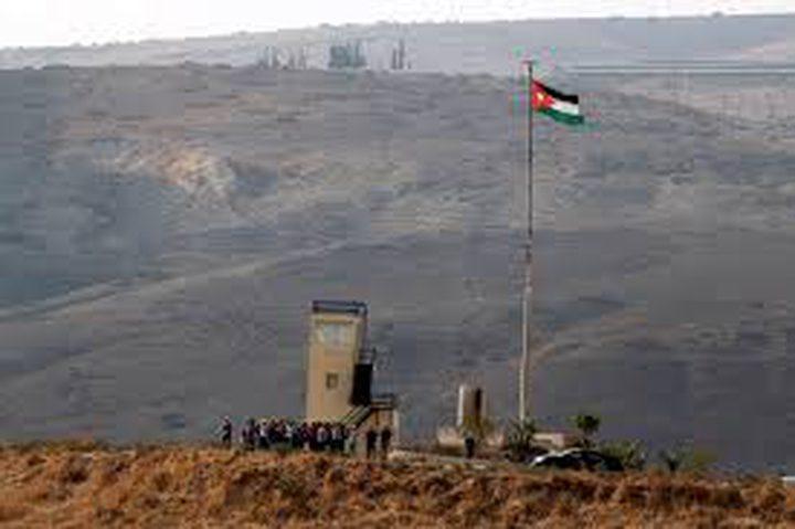 """اليوم...إسرائيل تسلم """"الغمر"""" للأردن"""