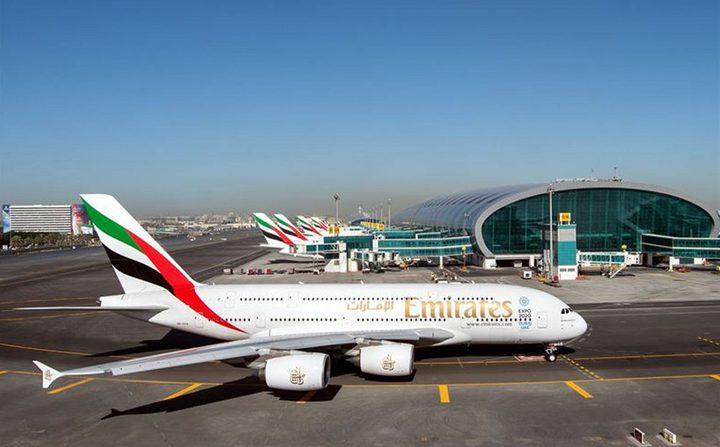 أكثر من 37 الف شخص يعودون الى ديارهم عبر مطارات دبي