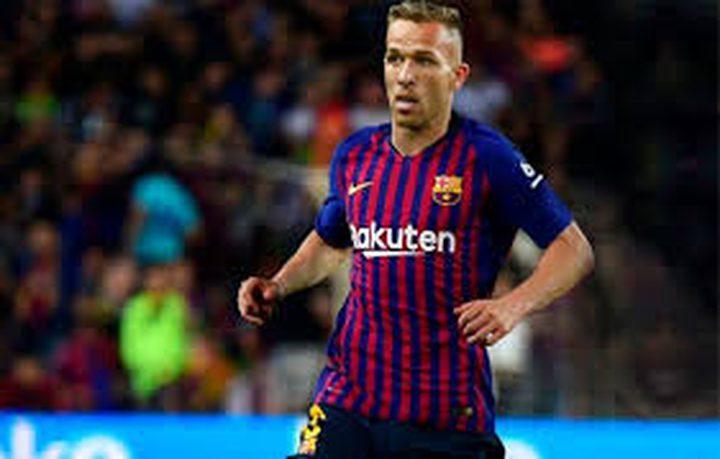اللاعب آرثر ميلو يريد البقاء مع النادي الكتالوني