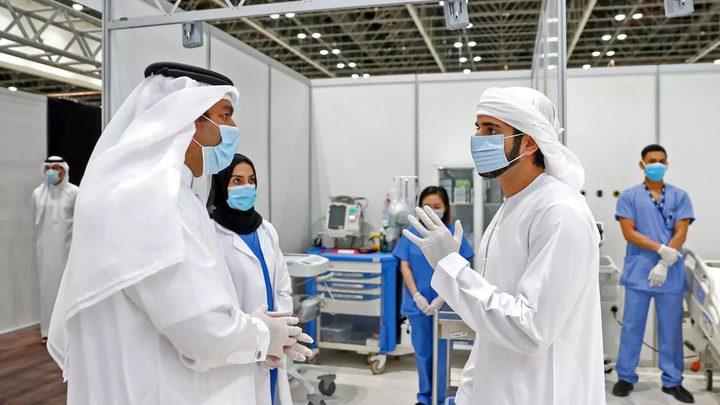 الامارات: 7 حالات وفاة جديدة بفيروس كورونا