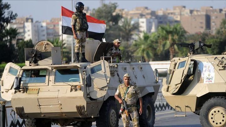 مقتل مسلحين اثنين في تبادل إطلاق نار مع الجيش المصري في سيناء