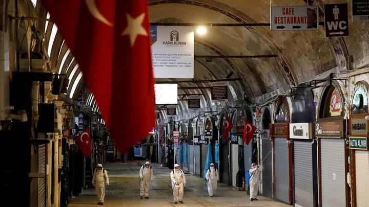 تراجع عدد الوفيات والاصابات بفيروس كورونا في تركيا