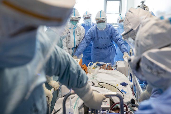 عدد الوفيات بفيروس كورونا في دولة الاحتلال يرتفع الى 223