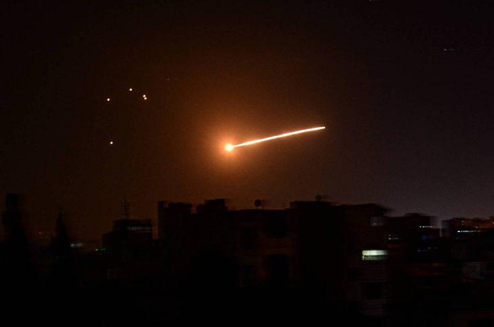 طائرات إسرائيلية تهاجم أهدافا جنوب سوريا