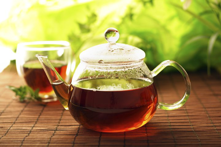 الشاي الاخضر لفقدان الوزن