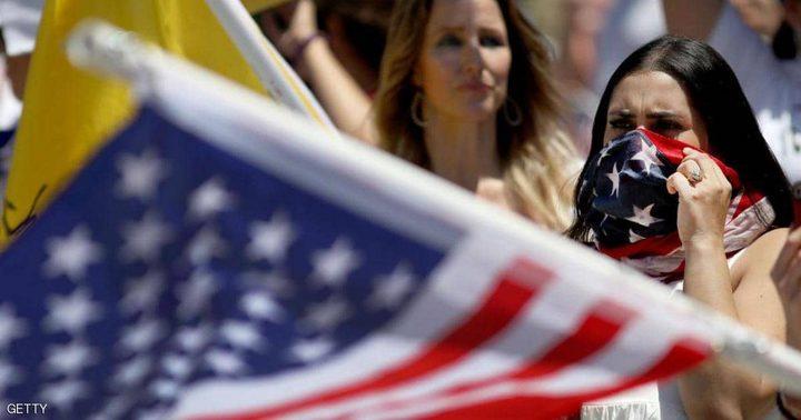"""أمريكا تسجل 1,883وفاة جديدة بفيروس """"كورونا"""" خلال 24 ساعة"""