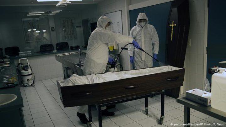 حصيلة الوفيات بكورونا في إسبانيا تتجاوز الـ25 ألفا