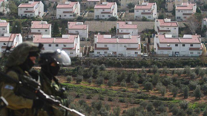 الاحتلال يصادق على مخطط لإقامة مقبرة ومنطقة صناعية شمال الضفة