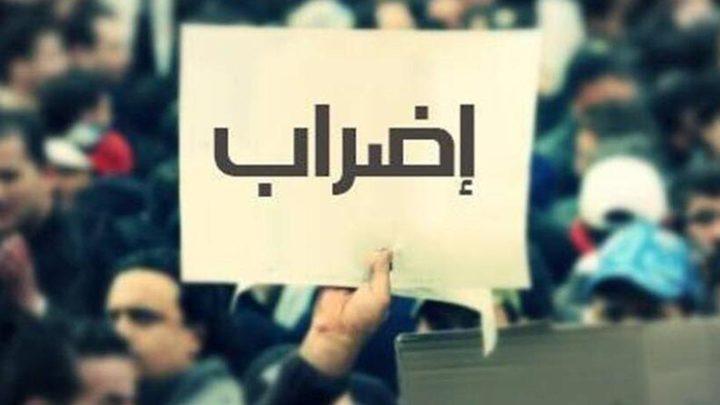 إضراب مفتوح في أراضي 48 بدءًا من الثلاثاء المقبل