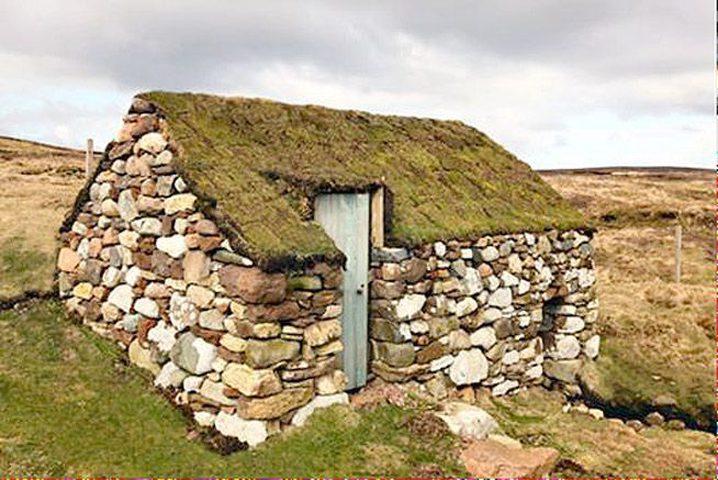 جزيرة اسكتلندية نائية للبيع مقابل 300 ألف دولار فقط !