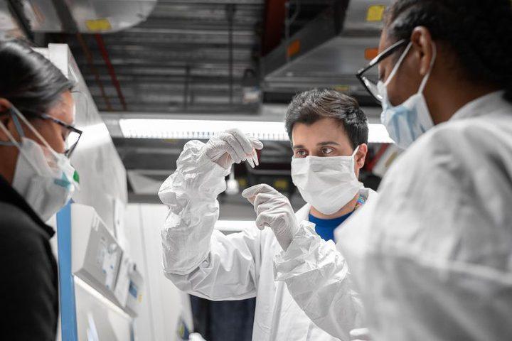 الجيش الأميركي يطور تحليل دم للكشف عن عدوى فيروس كورونا