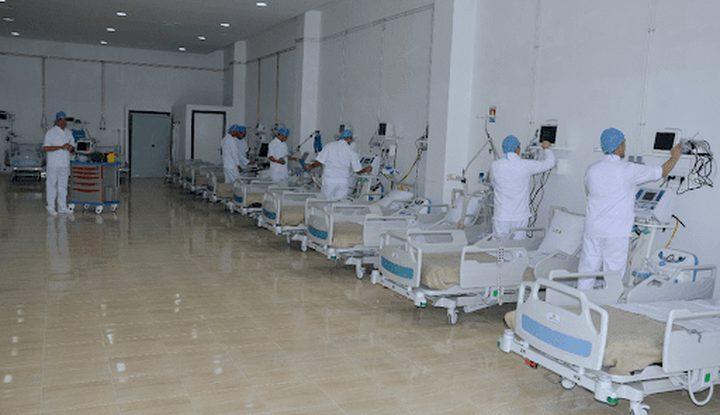قطر تدعم تونسبمستشفى ميدانيلمكافحة فيروس كورونا