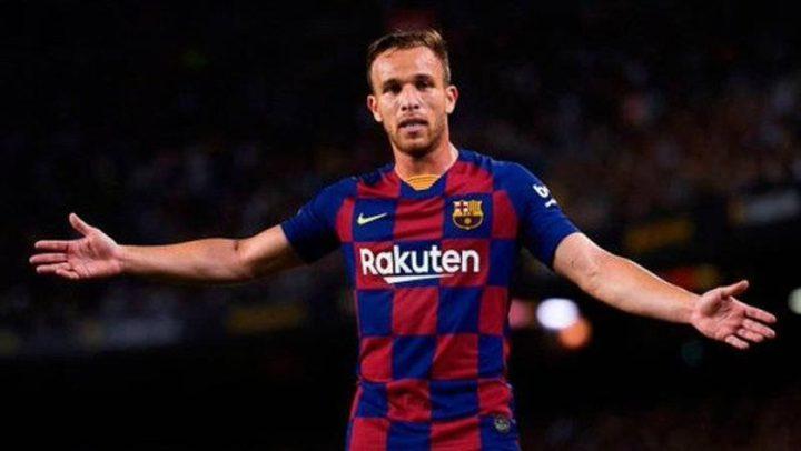 يوفنتوس يجهز خطة لتغيير قناعات لاعب برشلونة